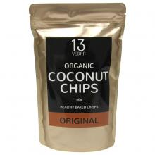 Organic Baked Coconut Chips 40g