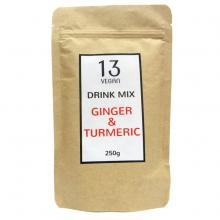 Drink Mix Ginger and Turmeric 240g