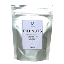 Pili Nuts Raw 80g